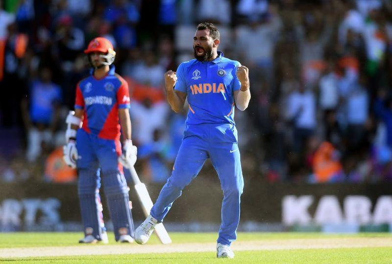 मोहम्मद शमी - वर्ल्ड कप में हैट्रिक लेने वाले  दूसरे भारतीय