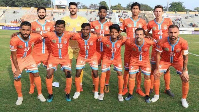 Chennai City FC won their maiden I-League last season
