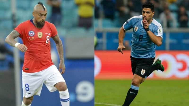 Chile And Uruguay Meet In A Clash To Decide The Group Winner