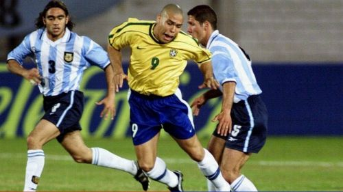 The 1999 Copa saw some legends take part-including Luis Ronaldo and Diego Simeone