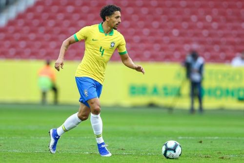 Juventus want Marquinhos to make the move to Turin this summer