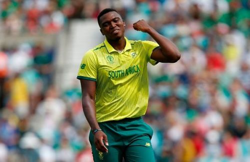 Ngidi's injury dealt a massive blow to South Africa's chances
