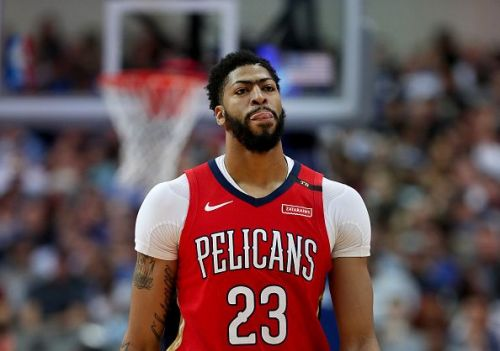 Anthony Davis looks set to leave the New Orleans Pelicans this summer