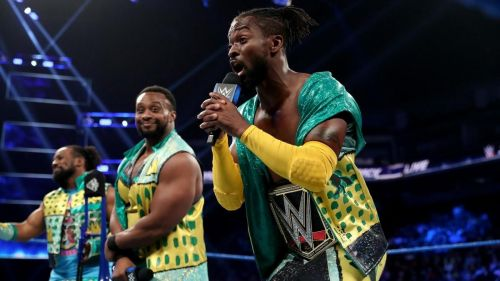 The star power was sky-high on SmackDown this week