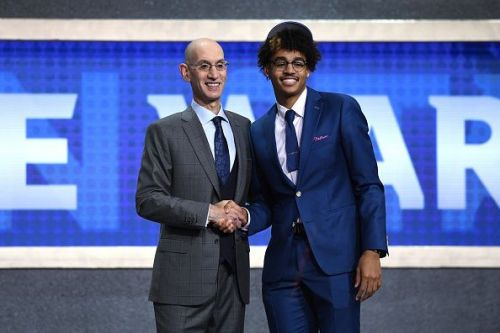 Another unexpected player drafted in the 1st round