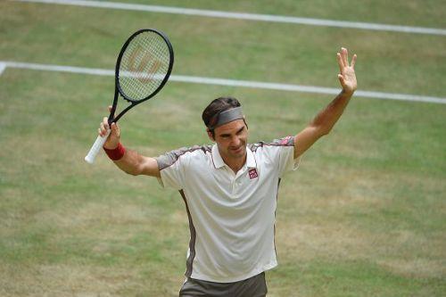 NOVENTI OPEN 2019 -Roger Federer