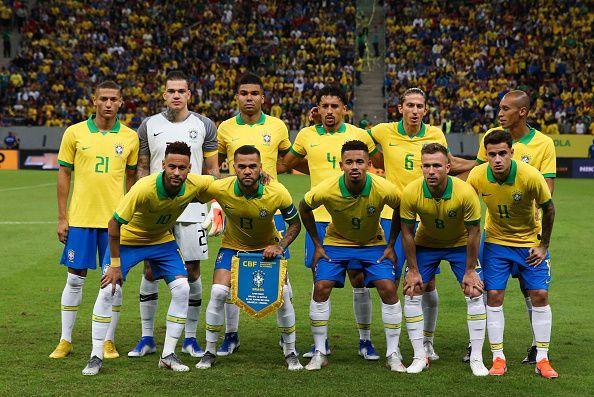 Brazil v Qatar