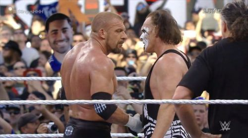 'The Monday Night Wars' took center stage again at WrestleMania 32.
