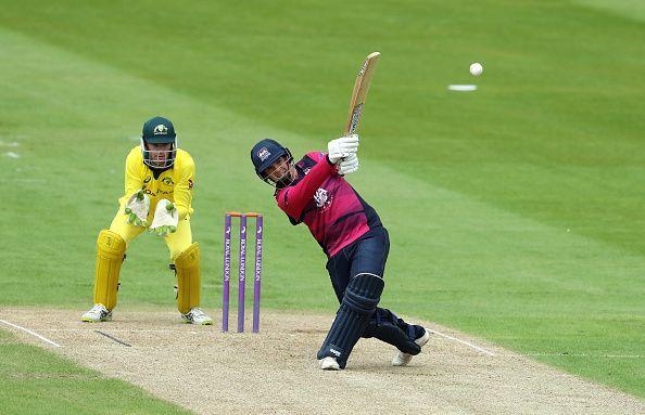 Northamptonshire v Australia A - Tour Matc