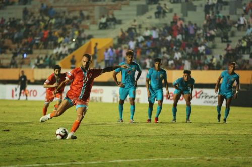 Manzi will remain in Chennai City until 2022
