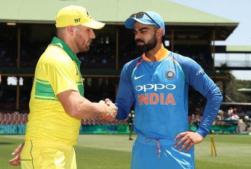 Australia v India - CWC 2019