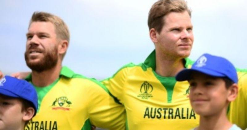 ICC cricket world cup - australia team
