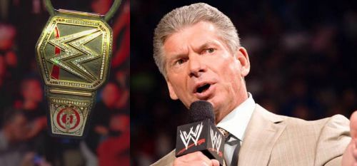 Vince McMahon has always been protective of the WWE Championship