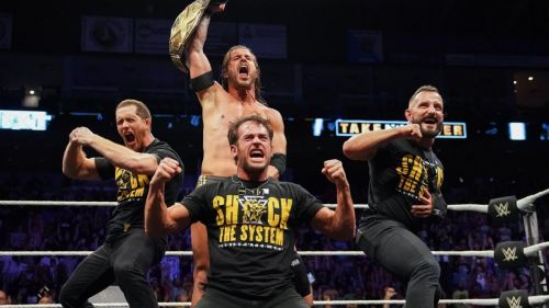 The Undisputed Era finally begins with the NXT Championship win for Adam Cole. Bay-Bay.