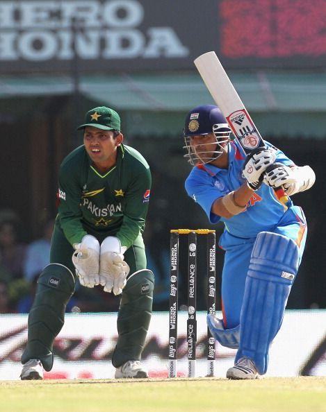 Pakistan vs India - 2011 ICC World Cup Semi-Final
