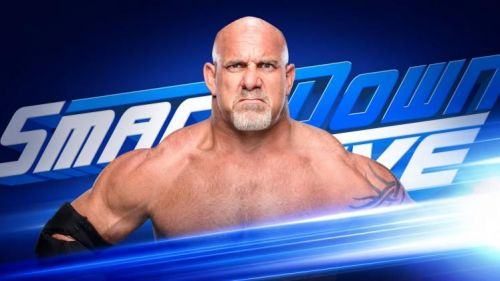 Goldberg will make his SmackDown Live debut