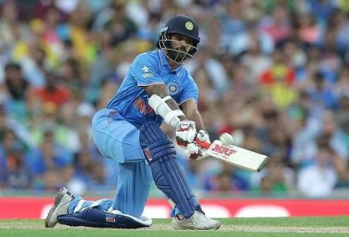 Shikhar Dhawan's injury is a big blow to the Indian Team