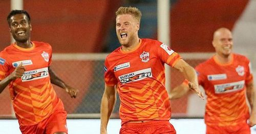 Matt Mills scored a late goal for FC Pune City against Jamshedpur in the ISL which led to the Stallions' first victory in the tournament