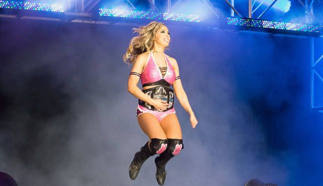 allie impact wrestling