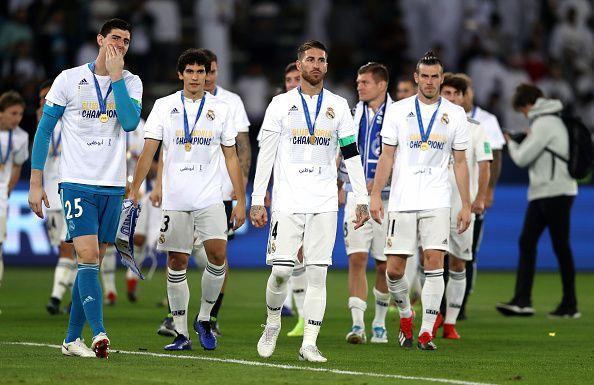 Al Ain v Real Madrid: Final - FIFA Club World Cup UAE 2018