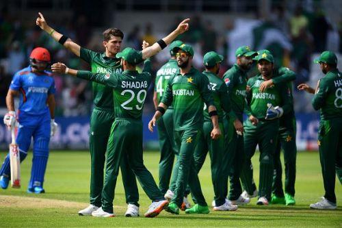 पाकिस्तान अंक तालिका में चौथे स्थान पर पहुंची