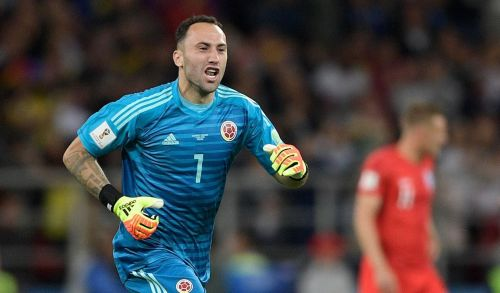 Ospina remains Colombia's undisputed No.1 choice in goal