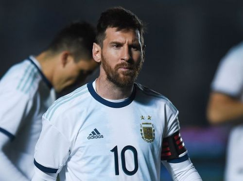Argentina will take on Colombia for their opening fixture