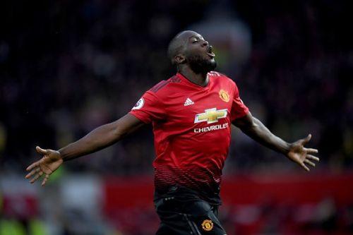 Romelu Lukaku- Manchester United