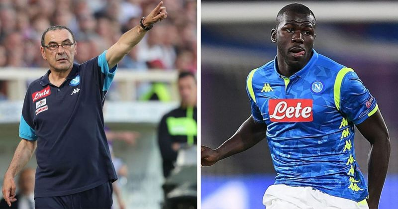 Koulibaly recites an astonishing story involving Sarri