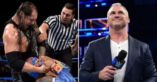Who is more disliked in WWE, Baron Corbin or Shane McMahon?