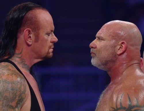 WWE Super ShowDown: The Undertaker vs Goldberg