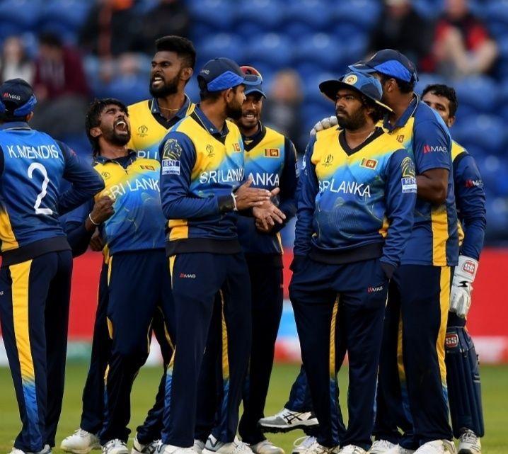 Srilanka cricket team