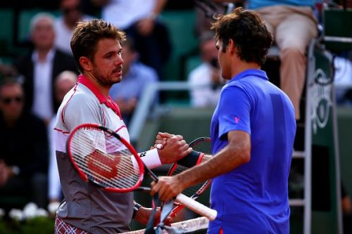 Federer had lost to Stan in 2015 French Open quarter-finals