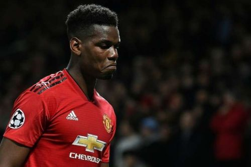 Paul Pogba Linked with Juventus