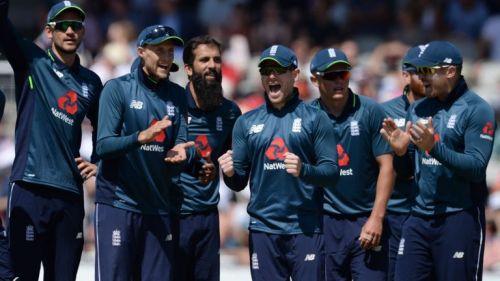 English ODI team