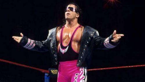 Bret Hart became a huge star.