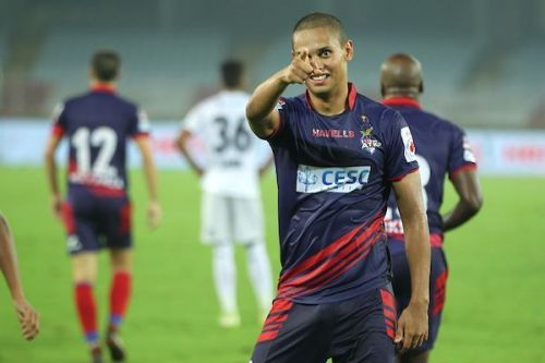 Gerson Vieira played all the matches for ATK in the ISL, scoring one goal and bagging one assist