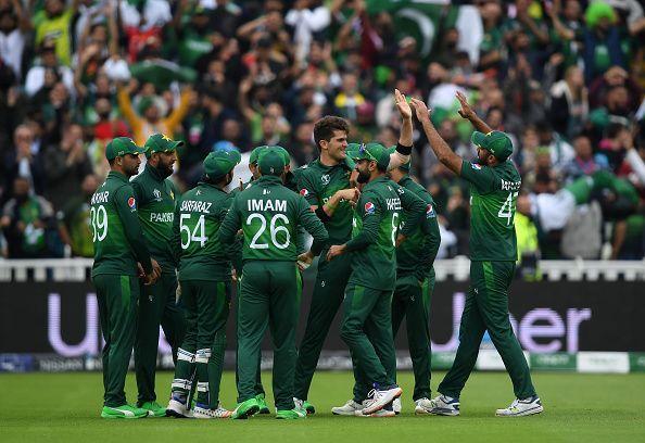 पाकिस्तान ने न्यूजीलैंड को हराया