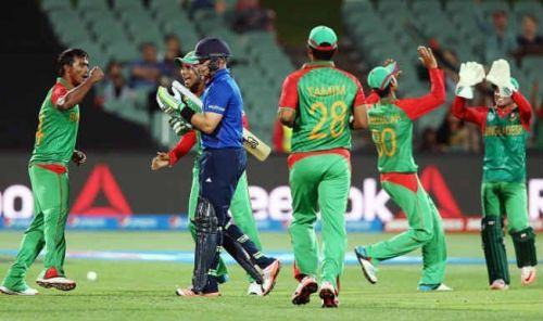 It will be a moment of historical significance in the history of Bangladesh cricket as reaching the semifinals would better their last World Cup in 2015.