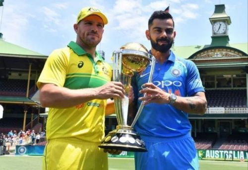 CWC19 -INDIA VS AUSTRALIA