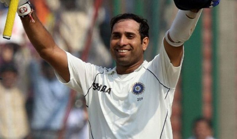 FormerIndian player - V.V.S laxman who doesn