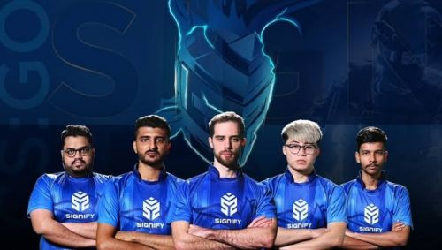 Team Signify disband their CS: GO & Dota 2 roster