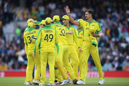 Australia overcame the Sri Lankan challenge in the previous match of ICC Cricket World Cup 2019