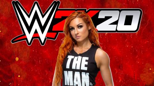 Our pick for the cover of WWE 2K20