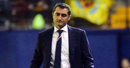 Coutinho has failed to impress Ernesto Valverde.