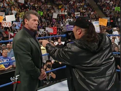 Heyman goes off on Vince