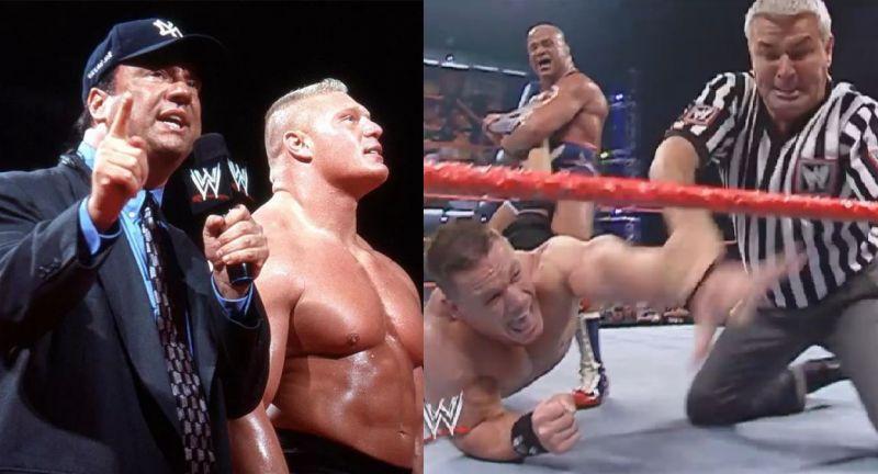 Bischoff and Heyman in their heyday