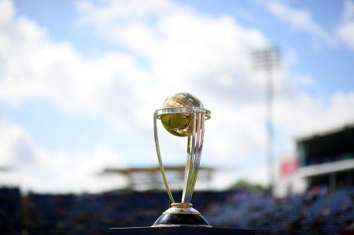 विश्व कप ट्रॉफी
