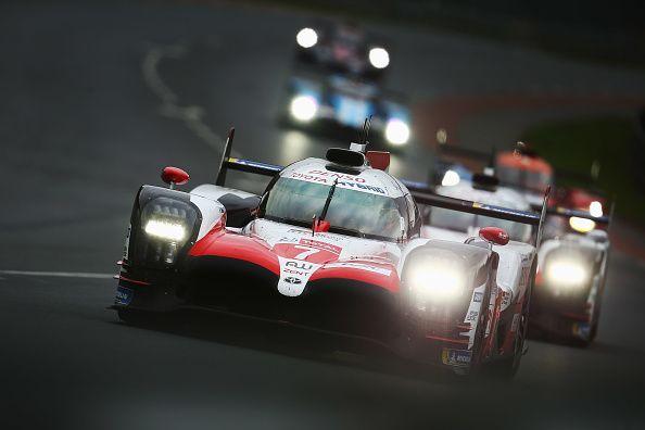 Toyota Gazoo Racing - LMP1 - Le Mans