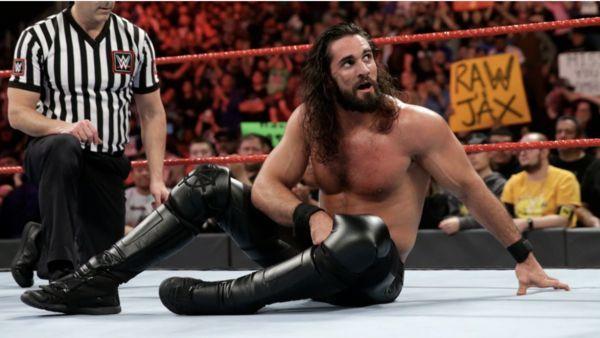 WWE Universal Champion Seth Rollins